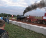 Truck, tractor and lawn mower pull
