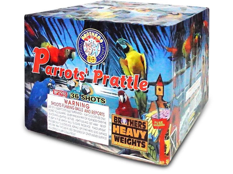 Parrots' Prattle