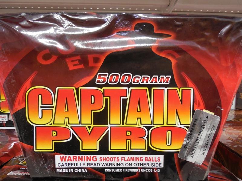 Captain Pyro