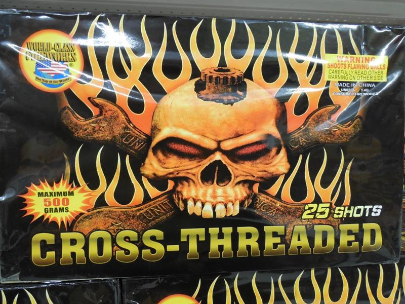 Cross Threaded